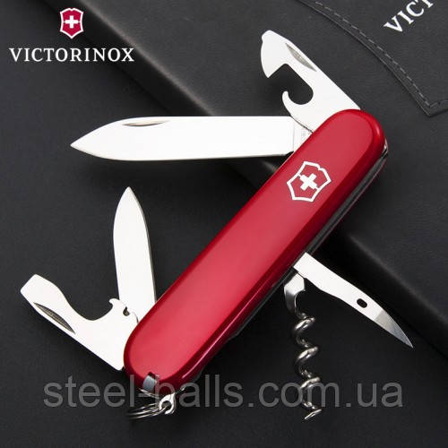 Нож Victorinox Spartan 1.3603 красный