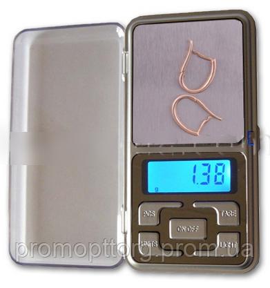 Весы ювелирные 668/ MH-200, 200г (0,01)