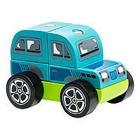 Машинка Cubika Джип LM-9 13180 ТМ: Cubika