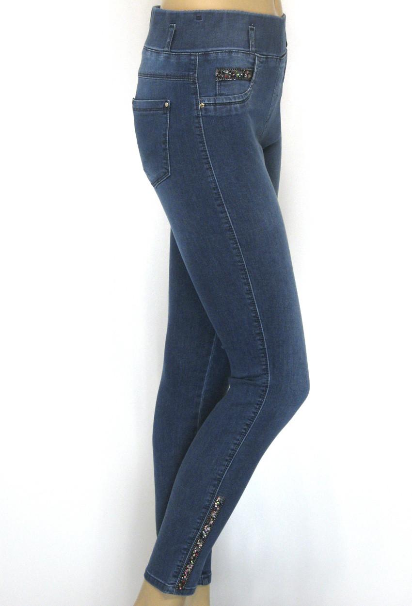 Жіночі джинси на резинці Victoria gardens