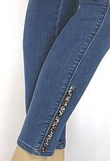 Жіночі джинси на резинці Victoria gardens, фото 3