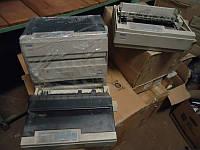 Принтер матричный Epson LX300+II (USB, LPT) рабочие и на запчасти оптом