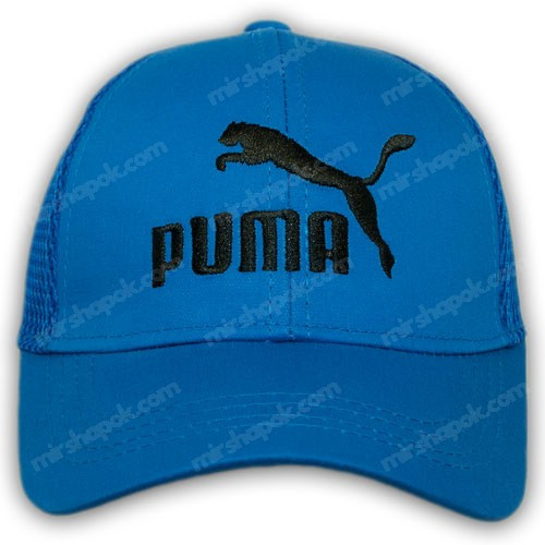 Кепка с сеткой и логотипом Puma