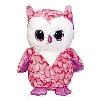 Сова Fancy Глазастик розовая, 20 см GSO0R ТМ: Fancy