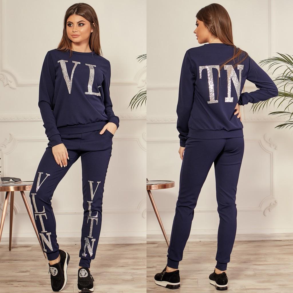 614e5126833b Модный спортивный костюм VLTN в расцветках купить по лучшей цене в ...