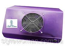 Вытяжка пылесос Nail Dust Collector №277 для маникюрного стола 30вт