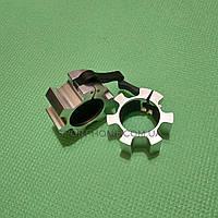 Профессиональные замки для грифа Lock-Jaw Pro (LB-A) 50 мм