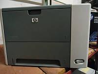 Принтер HP LaserJet P3005n с сетью