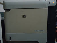 Принтер HP LaserJet P4015DN с сетью и дуплексом