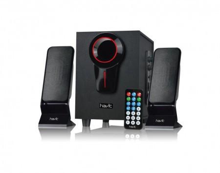 Акустическая система 2.1 Havit HV-SF5636BT black