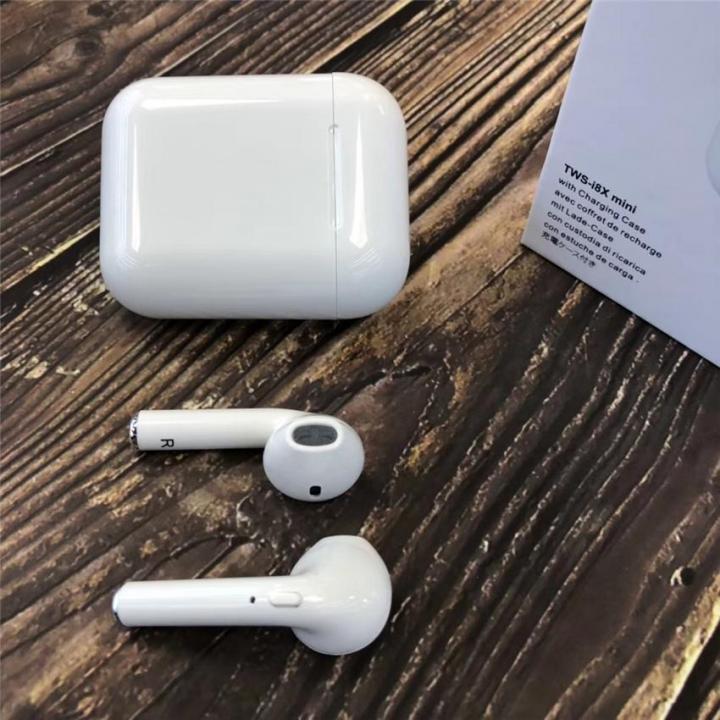 Беспроводные Bluetooth наушники AirPods I8X Mini