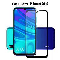 Защитное стекло для смартфона Huawei P Smart 2019 Black