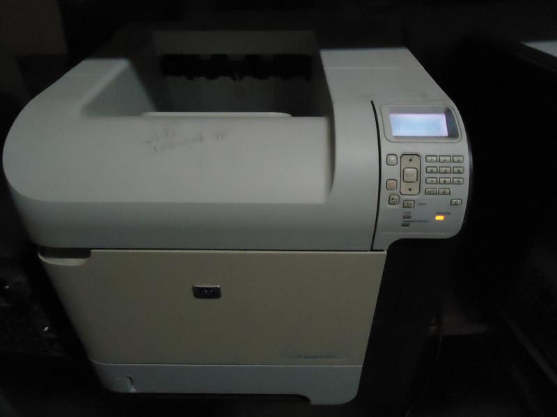 Принтер HP LaserJet P4515N на запчасти