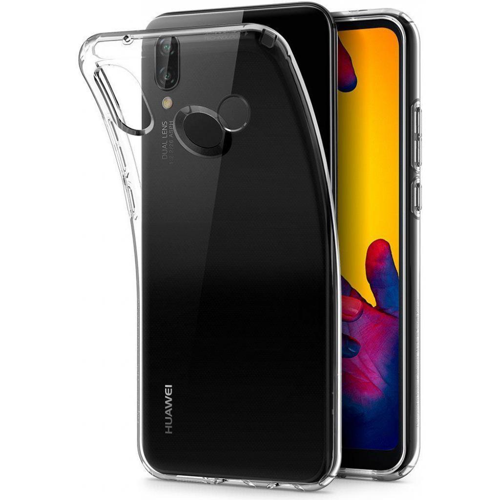Чехол для моб. телефона Laudtec для Huawei P20 Lite Clear tpu (Transperent) (LC-P20L)
