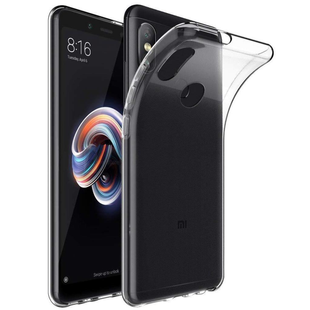 Чехол для моб. телефона Laudtec для Xiaomi Mi A2 Clear tpu (Transperent) (LC-Mi6x)