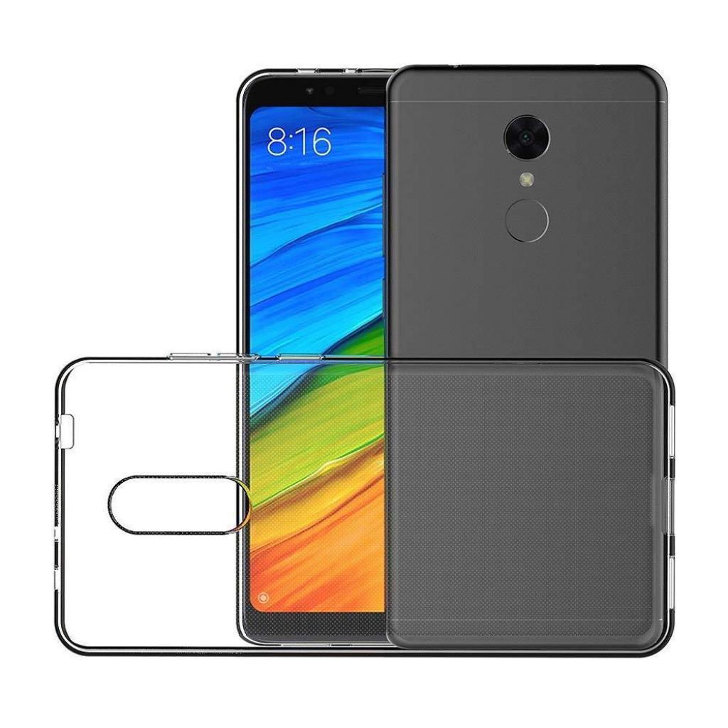 Чехол для моб. телефона Laudtec для Xiaomi Redmi 5 Clear tpu (Transperent) (LC-XR5)