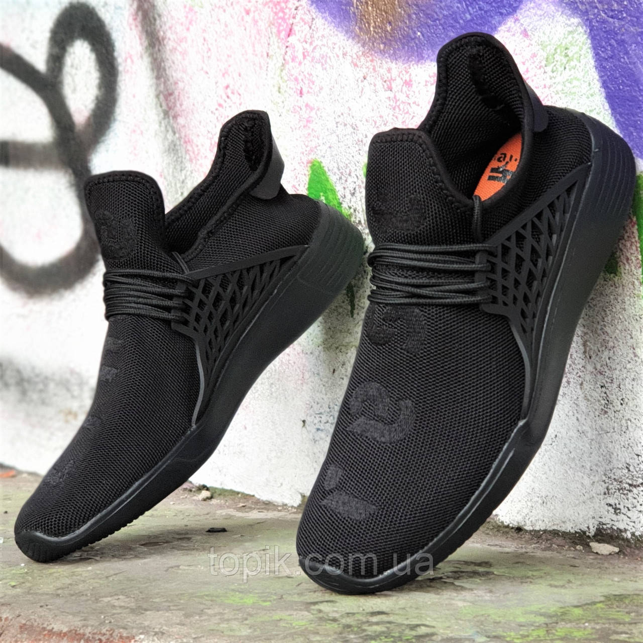 Мужские кроссовки летние  (Код: 1383а)