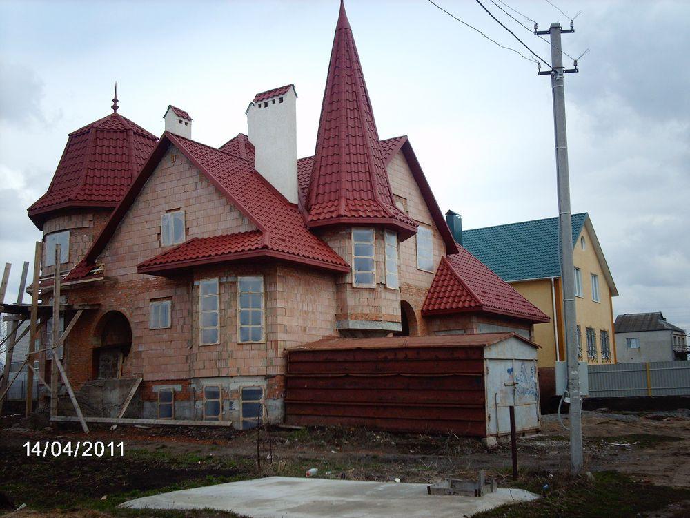 Строительство дома в Виннице