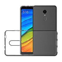 Чехол для моб. телефона Laudtec для Xiaomi Redmi 5 Plus Clear tpu (Transperent) (LC-XR5P), фото 1