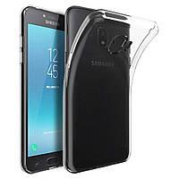 Чехол для моб. телефона Laudtec для Samsung J4/J400 Clear tpu (Transperent) (LC-J400F), фото 1