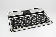 """Обложка-чехол с клавиатурой Bluetooth Keyboard 10"""" для планшетов с диагональю экрана 10"""", фото 1"""