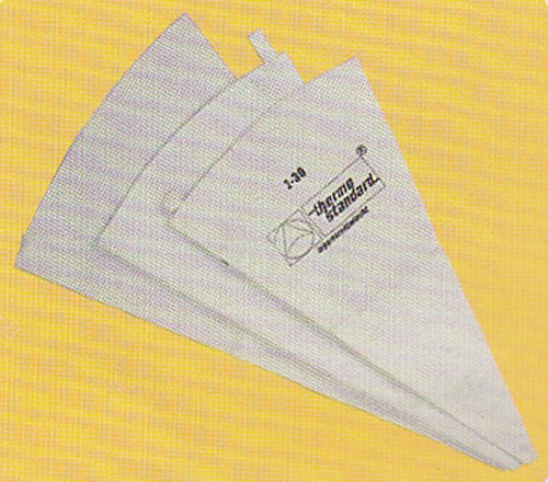 Мешок кондитерский тканевый с сил. пропиткой40см.(код 01025)