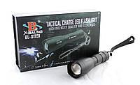 Тактический фонарьBL Q1891-T6 police / светодиодный ручной фонарь /CREE T6, фото 1