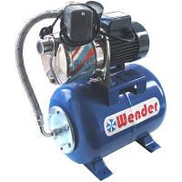 Насосные станции для воды, дачи, купить | насос JET-Innox-10M/24 10/24 л (0,75 кВт) Hmax-46м, Qmax - 4,8м3