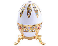 Ювелирная шкатулька Яйцо №208