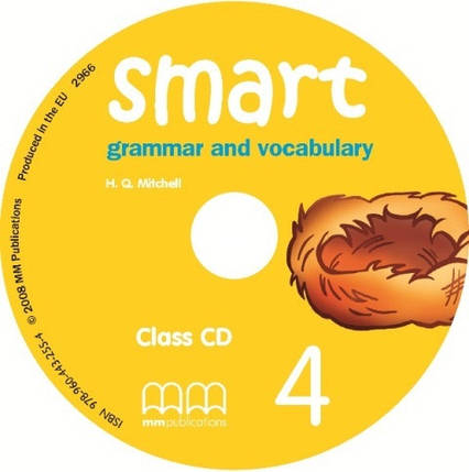 Smart Grammar and Vocabulary 4 Class CD, фото 2