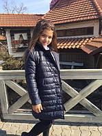Пальто для девочки стильное, фото 1