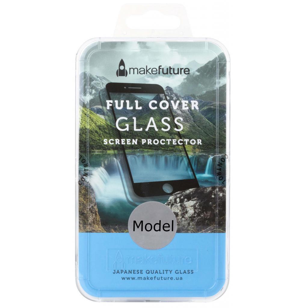 Стекло защитное MakeFuture для Huawei P8 Lite 2017 Black Full Cover Full Glue (MGFCFG-HUP8L17B)