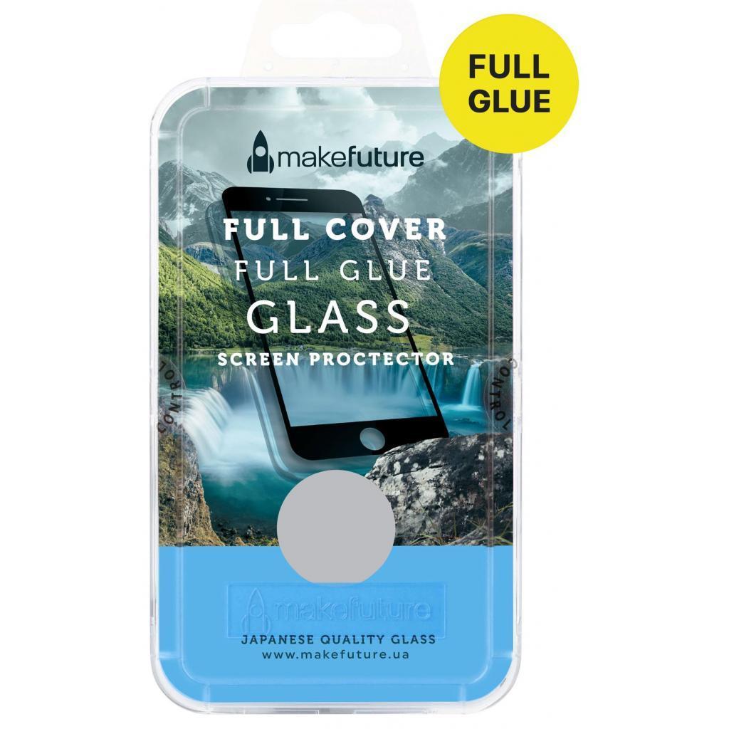 Стекло защитное MakeFuture для Huawei Mate 10 Lite White Full Cover Full Glue (MGFCFG-HUM10LW)