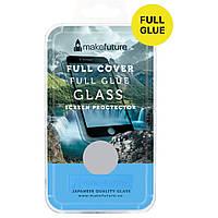 Стекло защитное MakeFuture для Huawei Mate 10 Lite White Full Cover Full Glue (MGFCFG-HUM10LW), фото 1