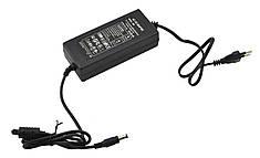 Блок питания адаптер 12V 8A с кабелем питания