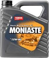 Масло моторное TEBOIL Moniaste 15w40(мин) 4 л