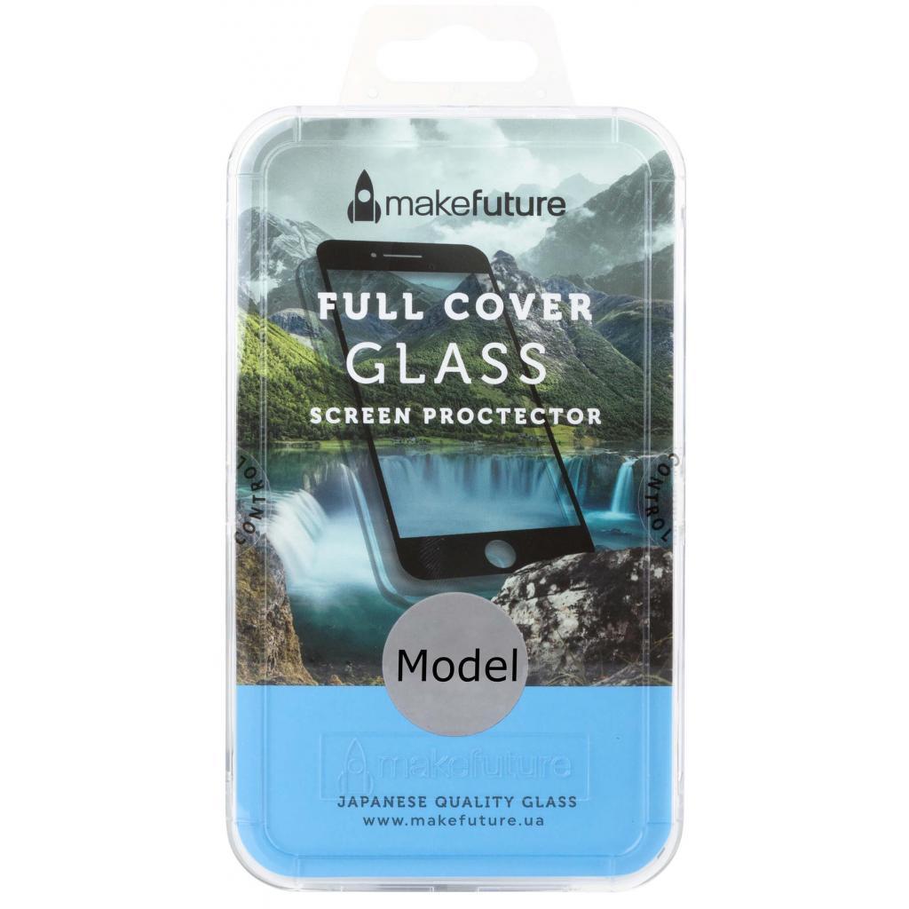 Стекло защитное MakeFuture для Huawei Y6 2018 Black Full Cover Full Glue (MGFCFG-HUY618B)