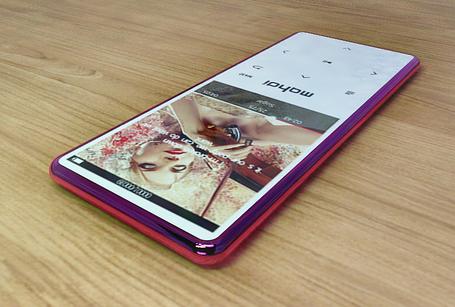 MP3 Плеер Mahdi M410 8Gb Bluetooth Розовый, фото 2