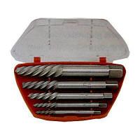 Набор экстракторов шпильковертов 5пр. (M3-M18) FORCE 63005 Код:65460831