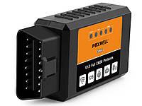 Автомобільний сканер Foxwell OBD2 WI-FI ELM327 V 1,5