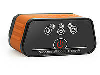 Діагностичний автомобільний сканер Ancel OBD2 ELM327 v1.5 Bluetooth для Android