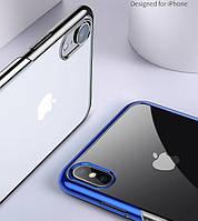 Силиконовый чехол для Apple iPhone XR Baseus Shining