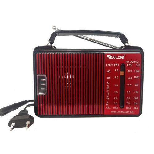 Радио RX A08