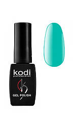 "Kodi Professional Gel Polish Гель-лак для ногтей ""Aquamarine""- AQ 021"