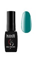 "Kodi Professional Gel Polish Гель-лак для ногтей ""Aquamarine""- AQ 064"