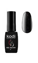 "Kodi Professional Gel Polish Гель-лак для ногтей ""Black & White""- BW 105"