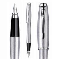 Перьевая ручка Parker Urban стальная с хромом