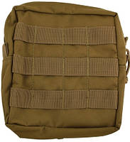 Подсумок для армейского рюкзака Red Rock Medium Utility 921471 хаки