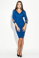 Платье женское облегающее AG-0006644 Индиго