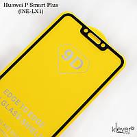 Защитное стекло для Huawei P Smart Plus (INE-LX1), Full Glue